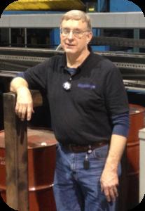 Jim Russell Field Service Technician