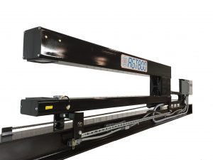 laser thickness gage