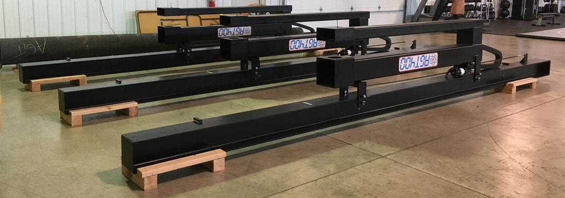 AGT400 thickness gauges