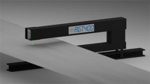 non contact isotope thickness gauge