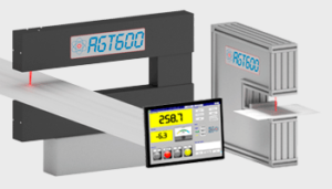 AGT600 Lab thickness gauge