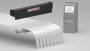 AGT Mult Width strip width measurement system