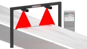 AGT Width sheet width measurement